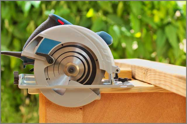 Circular saw table saw