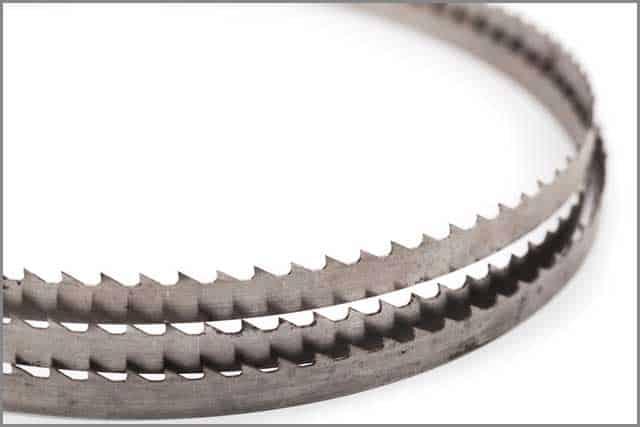 Band-saw blade
