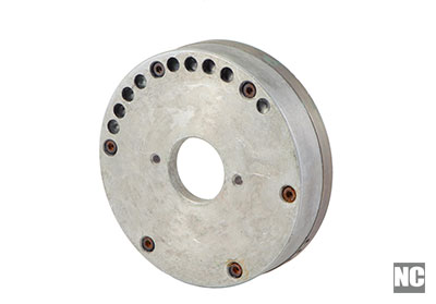 A diamond grinding wheel for carbide