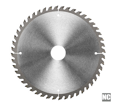 Circular saw blade for woodwork
