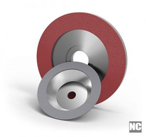A Typical Diamond Grinding Wheel