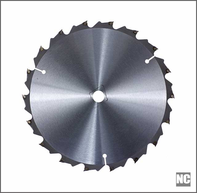 A new ripping saw blade.