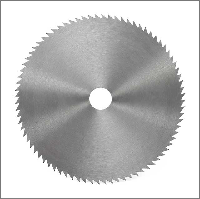 Thick Saw Blade
