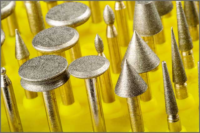 types of diamond drill coring bits