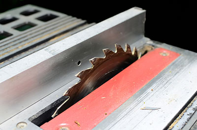 A table Saw