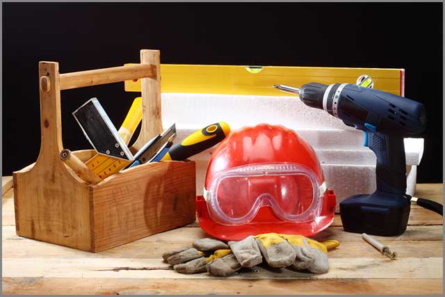 Drilling safety gear kits