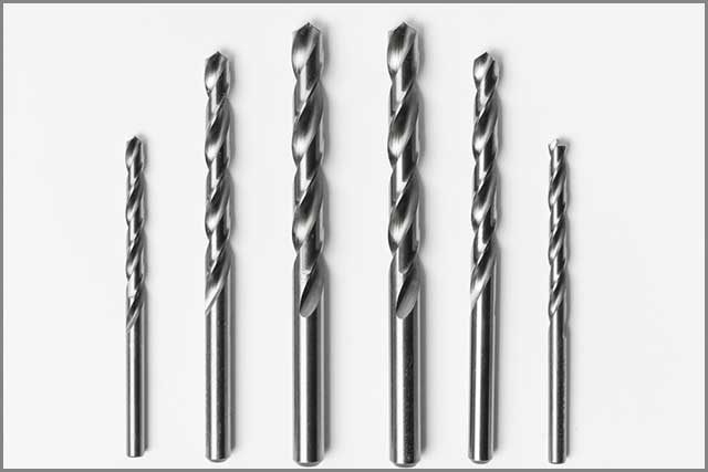 Purchasing multiple drill bits at once increases versatility