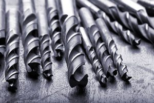 Drill bits used for different projects