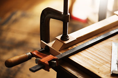 Woodworking clamps