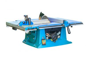 Table saw with professional Fence