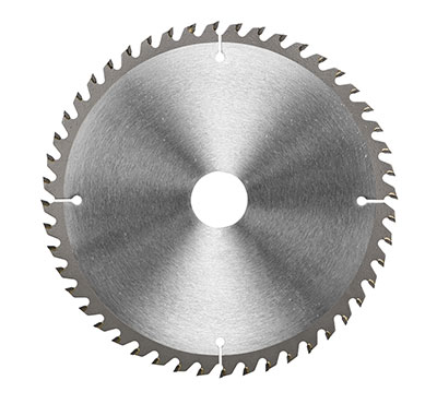 Circular Saw Blade Sharpening