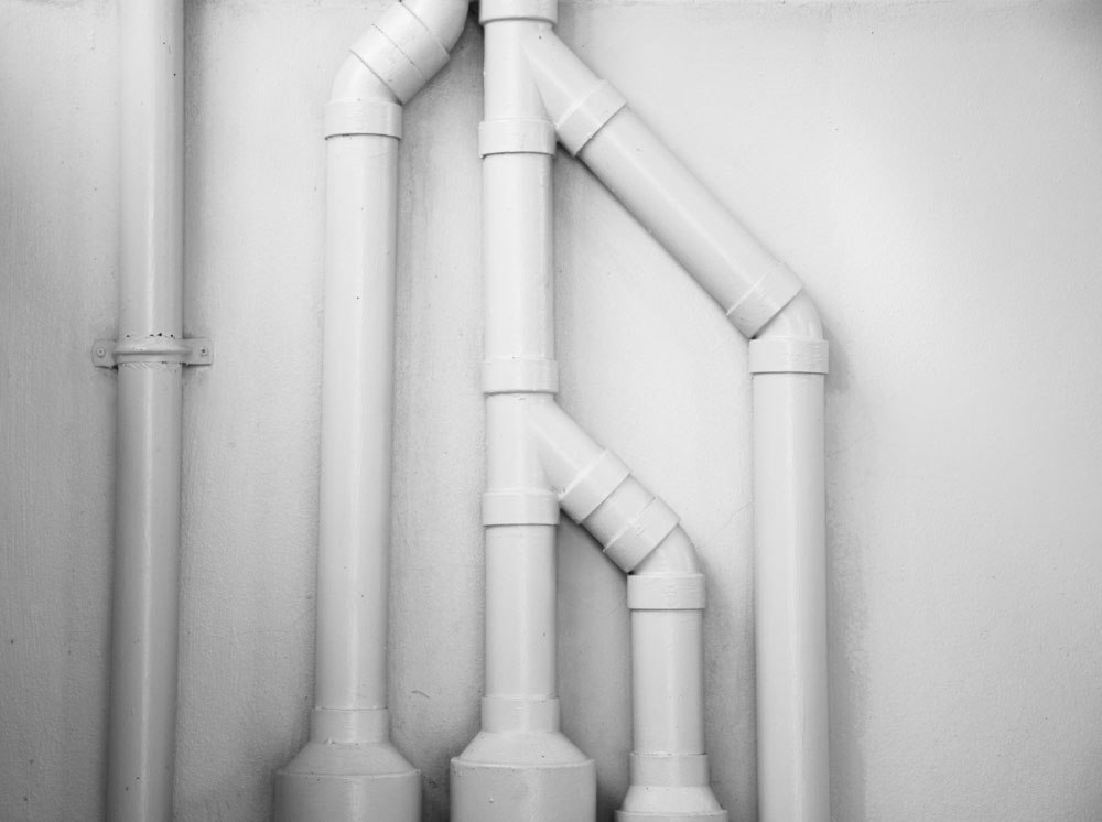 PVC piping system
